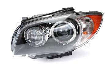 Headlight Assembly - Driver Side (Xenon) (Adaptive) 63127164931G Main Image