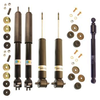 Shock Absorber Kit - Front and Rear (Heavy Duty Suspension) (B4 OE Replacement) 3816649KIT Main Image