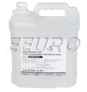Diesel Exhaust Fluid (2.5 Gallons) GUS052910A3 Main Image