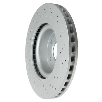 Disc Brake Rotor - Front (335mm) (Cross-Drilled) 355122972 Main Image