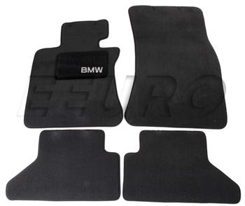 Floor Mat Set (Black) 82110392317 Main Image