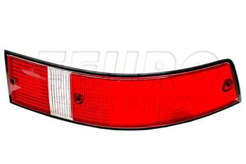 Tail Light Lens - Passenger Side (Black Trim) 91163195200OE Main Image