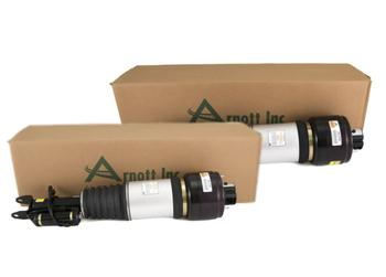 Air Suspension Strut Set - Front Driver and Passenger Side (with Airmatic) 3993428KIT Main Image