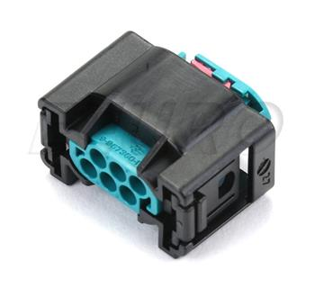Electrical Connector (6-Pin) 61138383300 Main Image