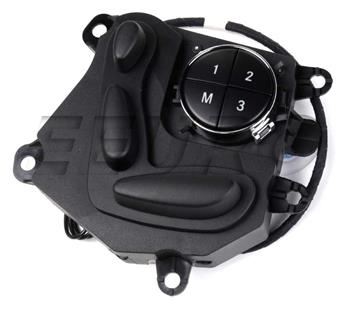 Power Seat Switch - Front Driver Side 21182179797C45 Main Image