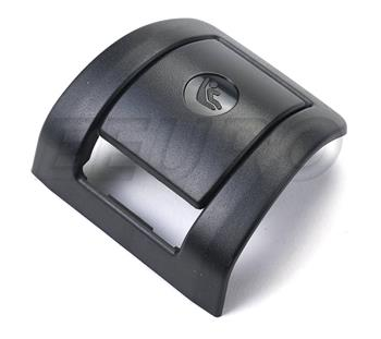 Child Seat Anchor Cover - Inner (Black) 52207247224 Main Image