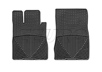 Floor Mat Set - Front (All-Weather) (Black) W36 Main Image