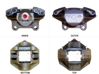 Disc Brake Caliper - Front Driver Side 2203102L Main Image
