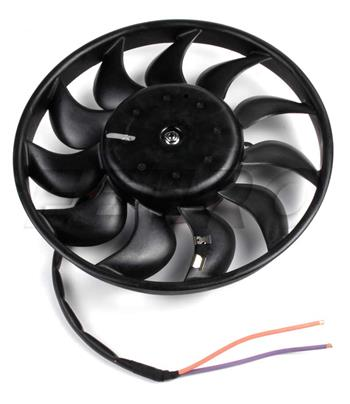 Auxiliary Cooling Fan Assembly - Passenger Side 31012 Main Image