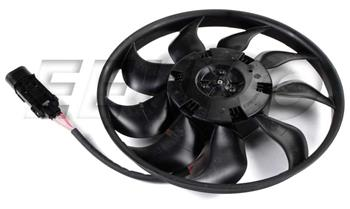 Auxiliary Cooling Fan Assembly - Passenger Side 0130706202 Main Image