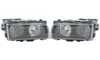Headlight Set - Driver and Passenger Side (Halogen) 2864083KIT Main Image