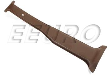 Volvo B Pillar Cover Interior Passenger Side Brown 1360954 Swedish Parts 1360954