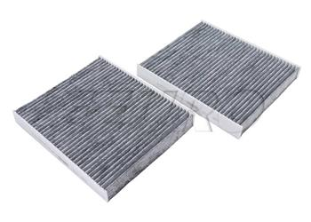 Cabin Air Filter Set (Activated Charcoal) 80001211 Main Image