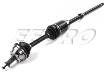 Axle Assembly - Front Passenger Side (New) A807830 Main Image