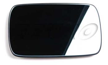 Side Mirror Glass - Driver Side (Heated) 51168250436 Main Image