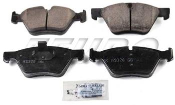 Disc Brake Pad Set - Front EUR1061 Main Image