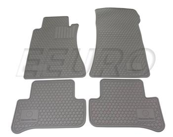 Floor Mat Set (All-Weather) (Gray) (RWD) Q6680699 Main Image