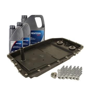 Automatic Transmission Oil Pan and Filter Kit 3084495KIT Main Image