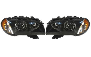 Headlight Set - Driver and Passenger Side (Bi-Xenon) 2863097KIT Main Image