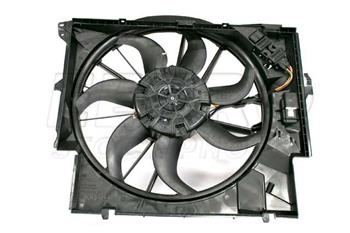 Engine Cooling Fan Assembly 17427545366 Main Image