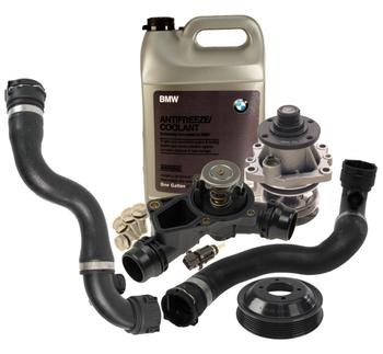 Engine Water Pump and Thermostat Assembly 3085140KIT Main Image
