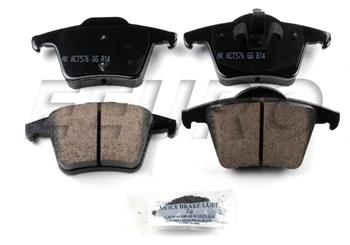 Disc Brake Pad Set - Rear EUR980 Main Image