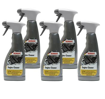 Engine Cold Cleaner and Degreaser (5 x 500ml Spray Bottles) 4132247KIT Main Image