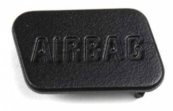 Air Bag Trim Cover - Front Driver Side (Black) 51418413215 Main Image