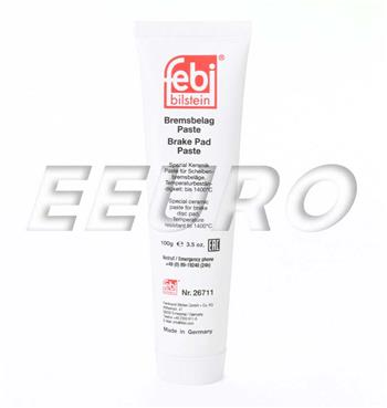 Anti-Squeal Brake Paste and Assembly Grease (3.5oz) F26711 Main Image