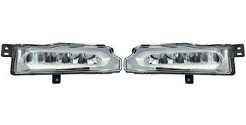 Fog Light Set - Front Driver and Passenger Side (LED) 2864721KIT Main Image