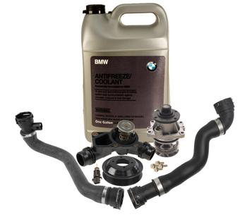 Engine Water Pump and Thermostat Assembly 3085107KIT Main Image