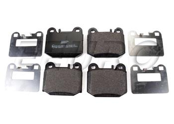 Disc Brake Pad Set - Rear 573147J Main Image