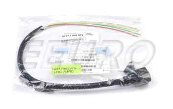 chevy tbi wiring harness for jeep 12517602973 - genuine bmw - throttle body wiring harness ... tbi wiring harness kit
