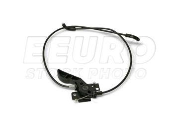 Hood Safety Catch Pull Handle 51237183765 Main Image