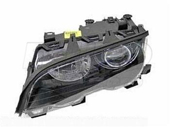 Headlight Assembly - Driver Side (Xenon) 63126911453G Main Image