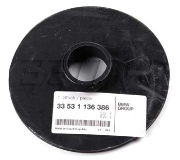 Coil Spring Pad - Rear (7.5mm) 33531136386 Main Image