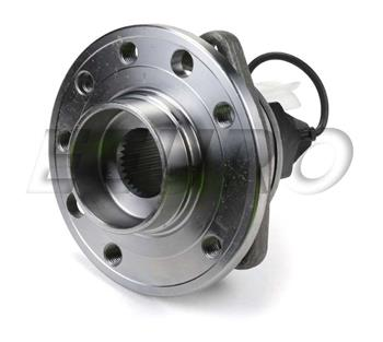 Wheel Bearing and Hub Assembly - Front and Rear BR930395 Main Image