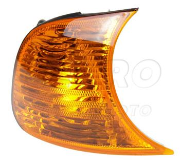 Turnsignal Assembly - Passenger Side (Amber) 18591501 Main Image