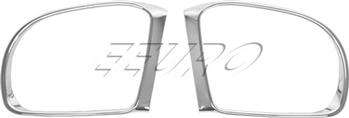 Mirror Trim Ring Set (Chrome) (2 Piece) CMR164A Main Image
