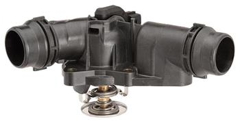 Engine Coolant Thermostat / Water Outlet Assembly 14602 Main Image