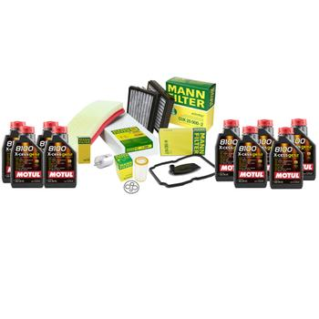 Engine Oil Change Kit (5W40) (9 Liter) (X-Cess Gen2 8100) 3817263KIT Main Image