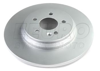 Disc Brake Rotor - Rear (332mm) 1634230212 Main Image