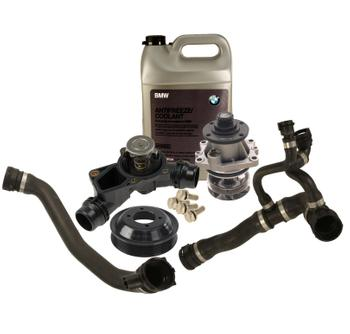 Engine Water Pump and Thermostat Assembly 3085136KIT Main Image