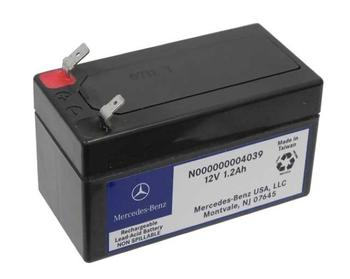Mercedes-Benz ML350 R350 CL550 CL600 GL450 S550 S600 S65 AMG Auxiliary Battery