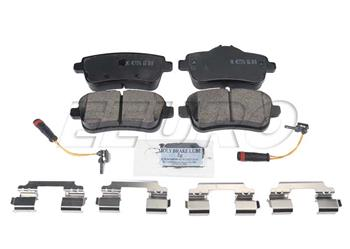 Mercedes-Benz Disc Brake Pad Set - Rear
