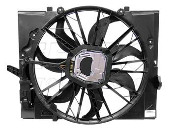 Engine Cooling Fan Assembly 17427524881 Main Image