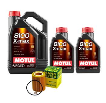 Engine Oil Change Kit (0W-40) (7 Liter) (X-MAX 8100) 3091970KIT Main Image