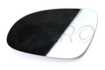 Side Mirror Glass - Driver Side (Heated) 7M3857521E Main Image
