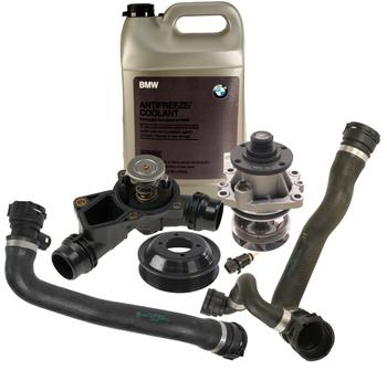 Engine Water Pump and Thermostat Assembly 3085130KIT Main Image