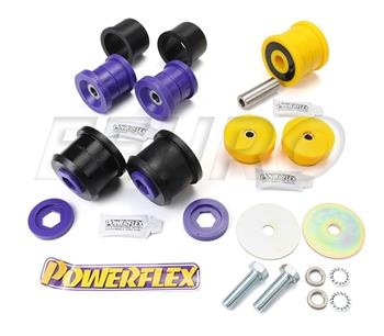 Suspension Bushing Kit - Front and Rear (Street) PF5K1004 Main Image